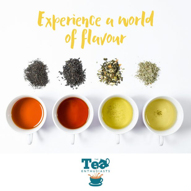 Experience a world of Flavour
