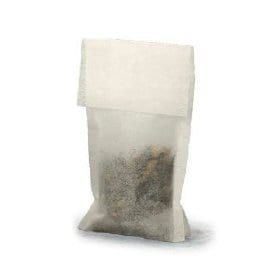 100 Eco Disposable Tea Filters  - Size Small