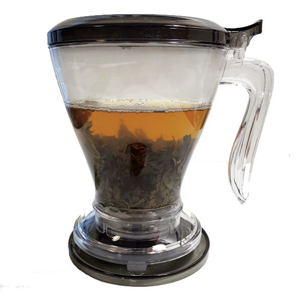 Gravity Tea Infuser for loose leaf tea