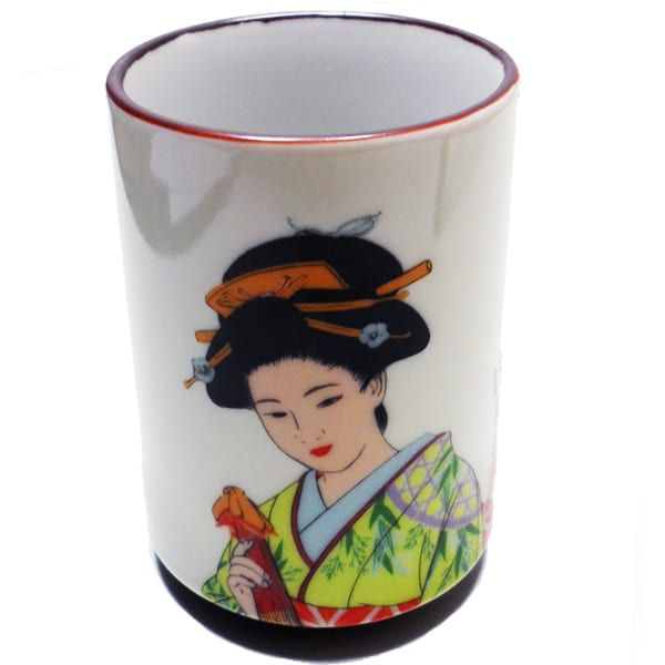 Traditional Japanese Tea Cup