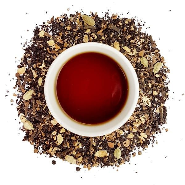 Masala Chai Loose Leaf Black Tea