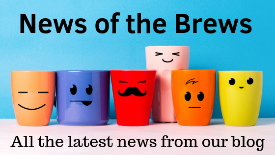 News of the Brews, all the latest from the tea enthusiasts blog